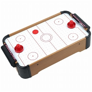 Trademark Games Mini Table Top Air Hockey w\/ Accessories, 1 ea