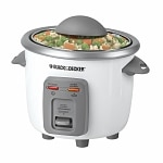Black & Decker 3-Cup Automatic Rice Cooker Model RC3303