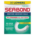 Sea-Bond Sea Bond Denture Adhesive Fresh Mint Lowers, Fresh