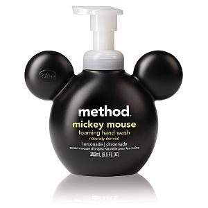 method Mickey Mouse Foaming Hand Wash, Lemonade, 8.5 fl oz