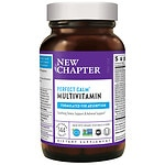 New Chapter Perfect Calm Multi Vitamin, Tablets