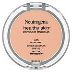 Neutrogena Healthy Skin Compact Makeup SPF 55, Natural Ivory 20