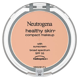 Neutrogena Healthy Skin Compact Makeup SPF 55, Natural Ivory 20- .35 oz