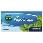 Vicks VapoDrops, Menthol
