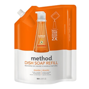 method Dish Soap Refill, Clementine