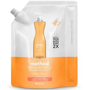 method Dish Soap Refill, Clementine- 36 fl oz