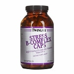 Twinlab Stress B-Complex, Capsules