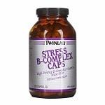 Twinlab Stress B-Complex, Capsules- 250 ea