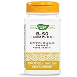 Nature's Way Vitamin B Complex, 500mg, Capsules