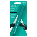 Almay One Coat Get Up & Grow Mascara, Blackest Black 010- .21 fl oz