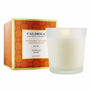 Caldrea Fragrance Candle, Mandarin Vetiver