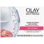 Olay 4-in-1 Daily Face Wipes, Normal- 33 ea