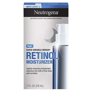 Neutrogena Rapid Wrinkle Repair Moisturizer, Night- 1 fl oz