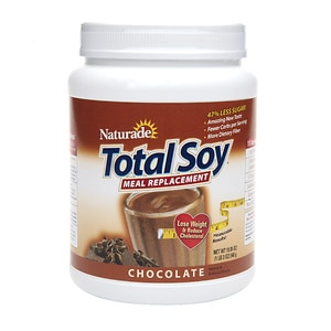 Naturade Total Soy Meal Replacement, Chocolate- 19.05 oz