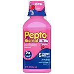 Pepto-Bismol Max 5 Symptom Medicine, Cherry
