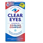 Clear eyes Cooling Comfort, Redness Relief- .5 fl oz