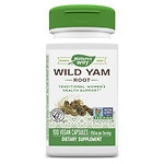 Nature's Way Wild Yam Root, 425 mg, Capsules- 100 ea
