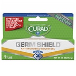 Curad Silver Solution Antimicrobial Silver Wound Gel- .5 oz