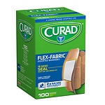 Curad Flex-Fabric Bandages, Assorted