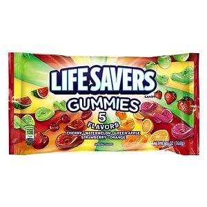 Lifesavers Gummies Candy 5 Flavors Drugstore Com