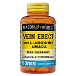 Mason Natural VeinERECT, Capsules- 80 ea