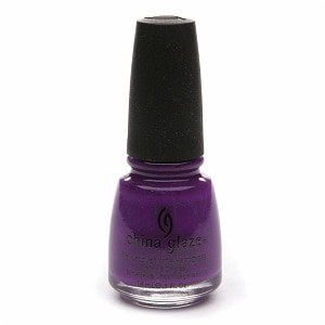 China Glaze Neon Nail Lacquer with Hardeners, Flying Dragon #1011