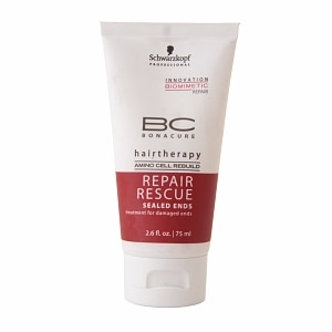 Schwarzkopf Professional Bonacure BC Hairtherapy Repair Rescue Sealed Ends- 2.6 fl oz