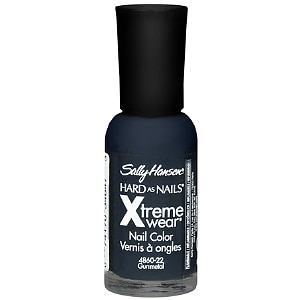 Sally Hansen Hard as Nails Xtreme Wear Nail Color, Gunmetal