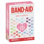 Band-Aid by Cynthia Rowley, Adhesive Bandages, Assorted Sizes