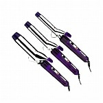Conair Supreme Curling Iron, Combo Pack: 1/2 inch, 3/4 inch, 1 inch- 1 ea