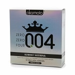 Okamoto 004, Male Latex Condoms
