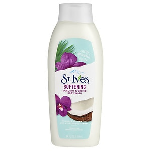 St. Ives Triple Butters Body Wash, Indulgent Coconut Milk