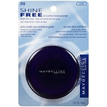 Maybelline Shine Free - Loose Oil-Control Loose Powder, Light