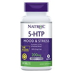 Natrol 5-HTP TR, 200mg, Time Release Tablets