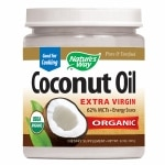 Nature's Way Organic Extra Virgin Coconut Oil- 32 oz
