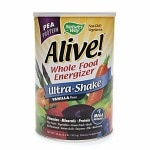 Nature's Way Alive! Pea Protein Ultra-Shake
