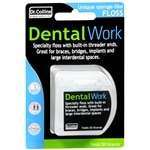 Dr. Collins Dental Work Specialty Floss for Bridges and