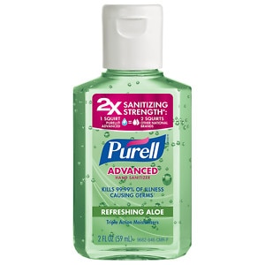 PURELL Advanced Hand Sanitizer - 2oz