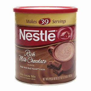 Nestle Hot Cocoa Mix, Rich Milk Chocolate