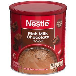 Nestle Hot Cocoa Mix, Rich Milk Chocolate- 27.7 oz