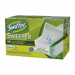 Swiffer Sweeper Wet Mopping Cloths with Febreze, Sweet Citrus &