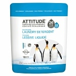 Attitude EcoPouches Laundry Detergent, 26 Loads