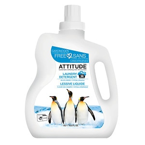 Attitude Laundry Detergent, 40 Loads, Wildflowers- 60.8 fl oz
