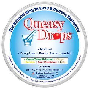 Queasy Drops Pieces- 5.92 oz