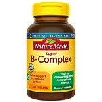 Nature Made Super B-Complex, Tablets