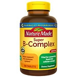 Nature Made Super B-Complex, Tablets- 360 ea