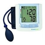 HealthSmart Standard Semi-Automatic Arm Digital Blood Pressure Monitor- 1 ea