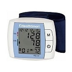 HealthSmart Standard Automatic Wrist Digital Blood Pressure