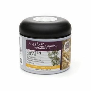 Mill Creek Botanicals Elastin Cream- 4 oz