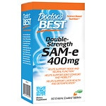 Doctor's Best Double-Strength SAMe 400, Enteric Coated Tablets- 60 ea